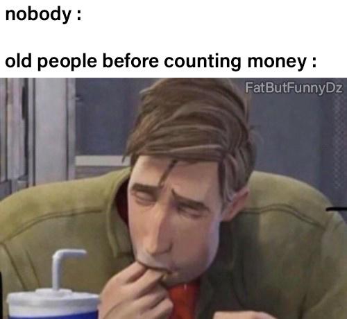 finger licking good - meme