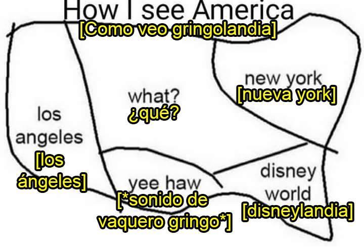 WE A LIVING IN AMERIKA ,AMERIKA ,AMERIKA - meme