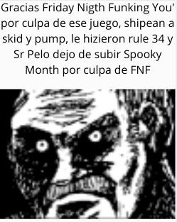 Friday nigth FUCK YOU :darksite: - meme