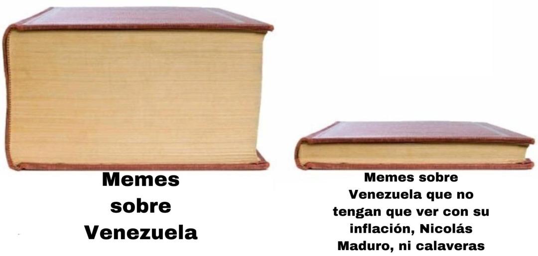 ¿Quien vive en Venezuela en pleno 2021? - meme