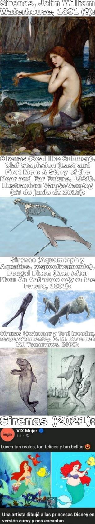 Sirenas 2021 - meme