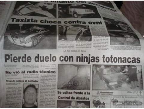 Mientras tanto en México - meme