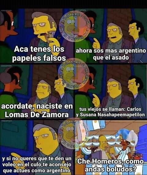 Boludo - meme