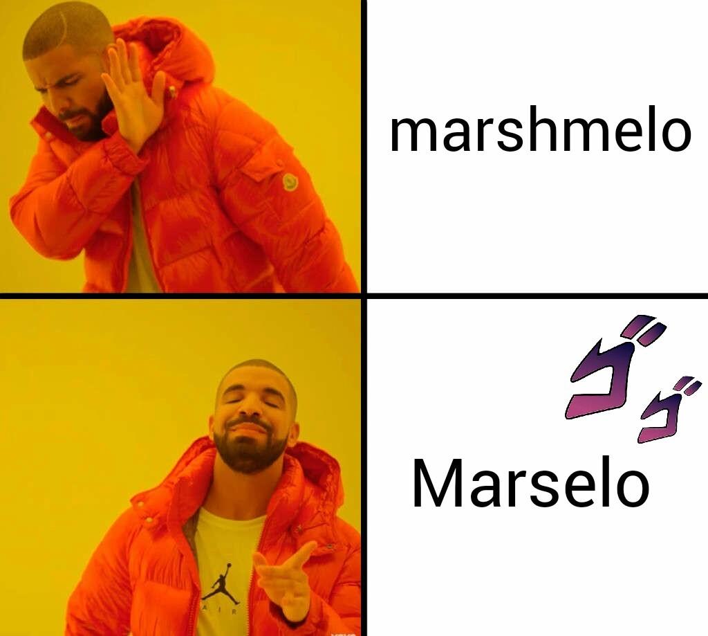 Marselo ;-; - meme