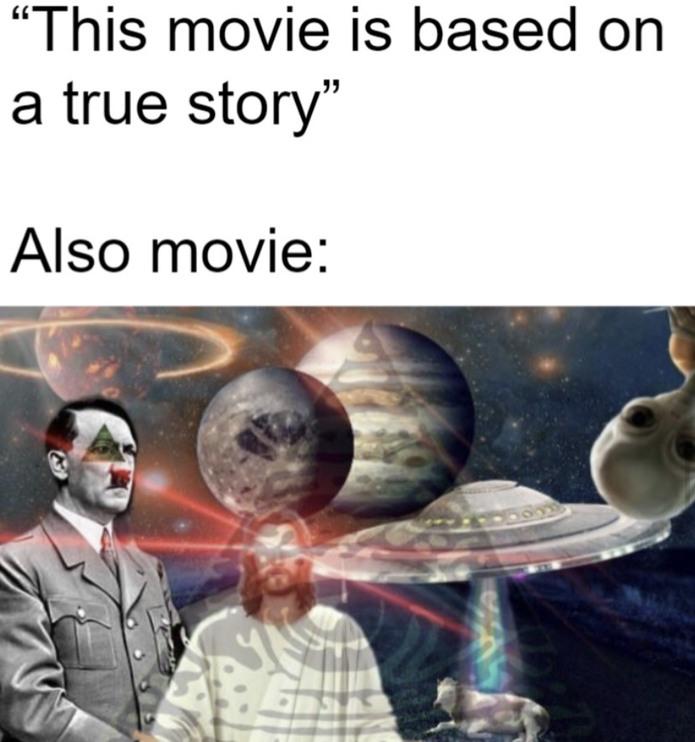 Laser Jesus - meme