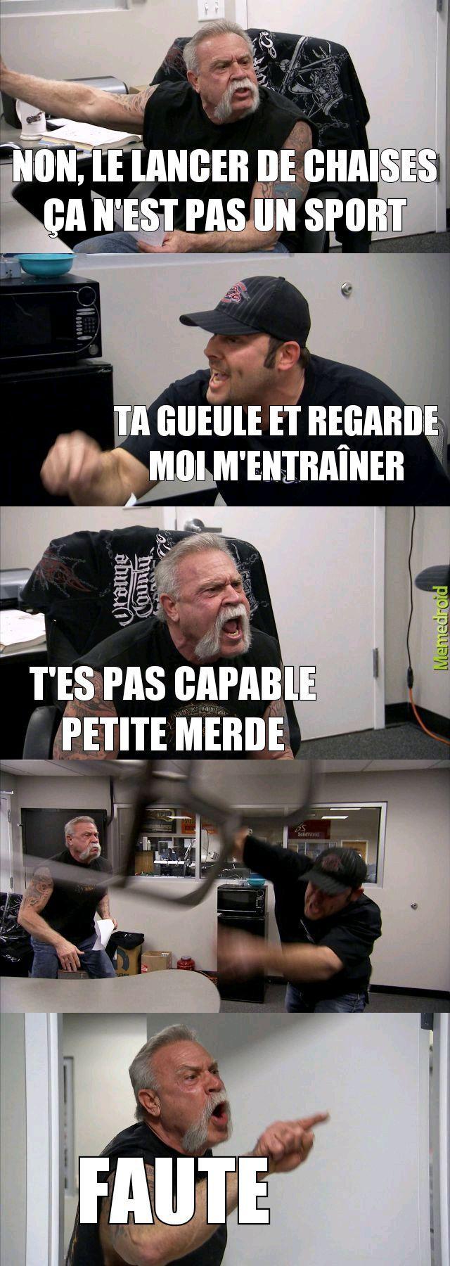 Aux JO d'ici 20 ans - meme