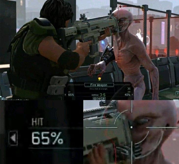 Jogos 100% realista - meme