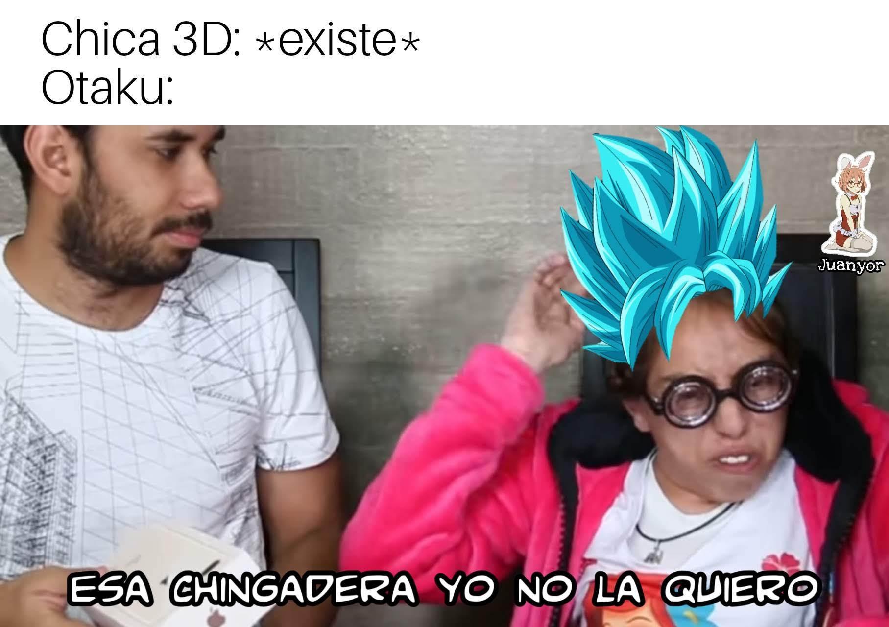 Más weas  totakus - meme