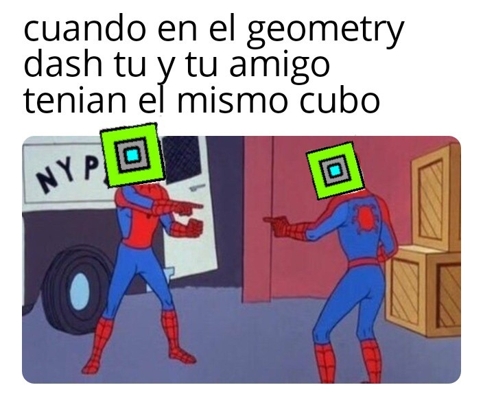 Geometry dash - meme