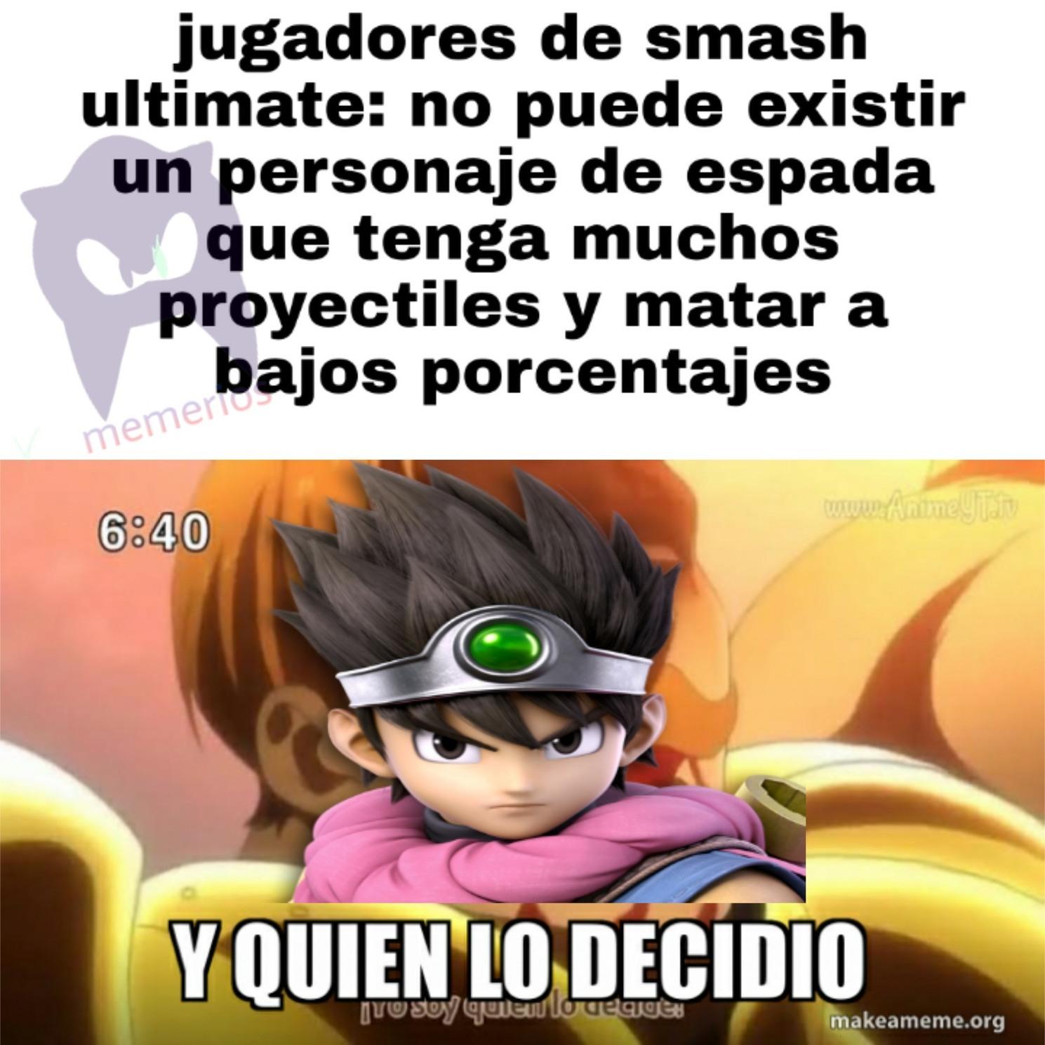 Héroe!!! - meme
