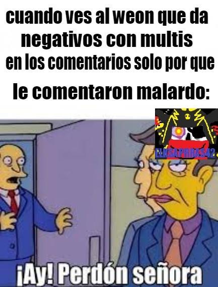 TREMENDO MARICO - meme