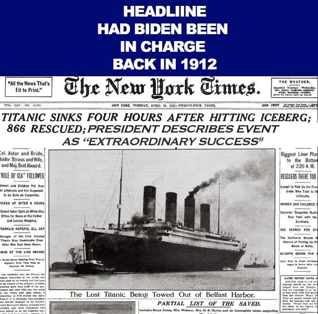 Titanic Success - meme