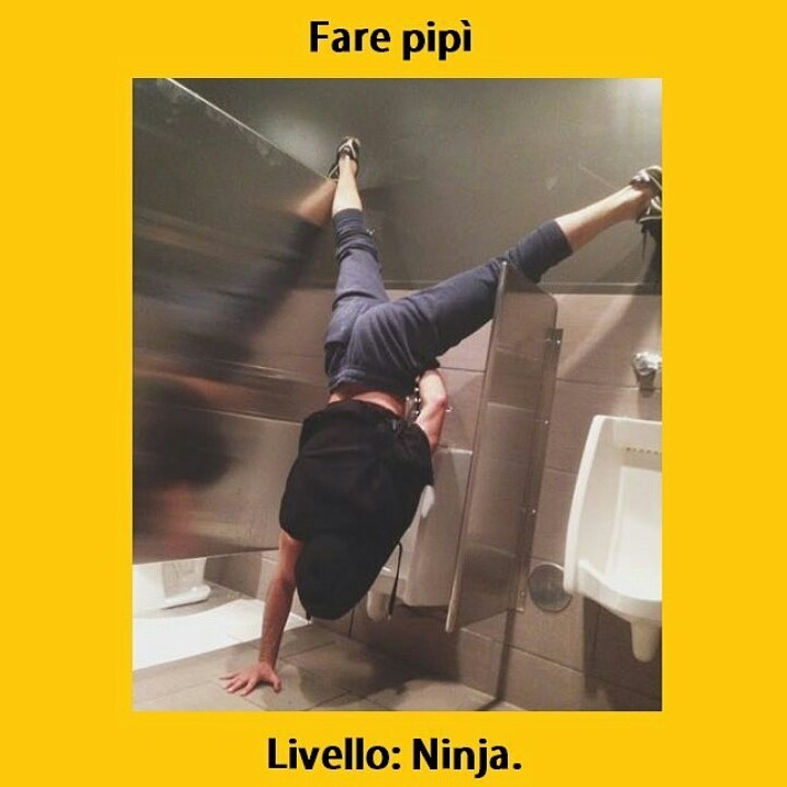 Impossibile - meme