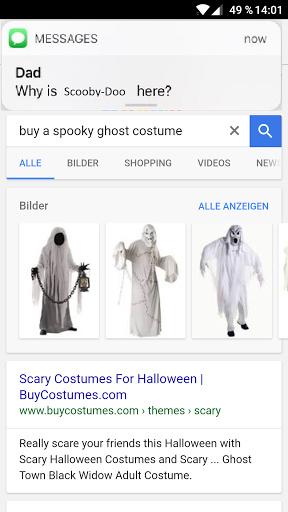 Comprar fantasia de fantasma - meme