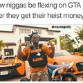 When the heists first came out, they were fun