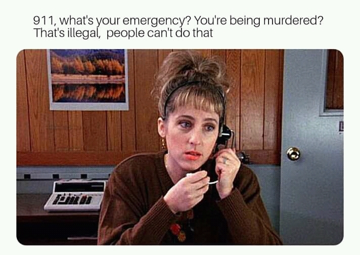 Gets even funnier if you've watched Twin Peaks - meme