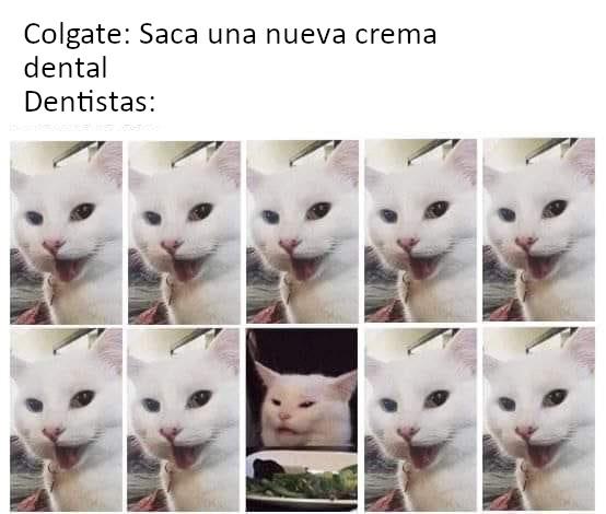 1 de cada 10 dentistas - meme