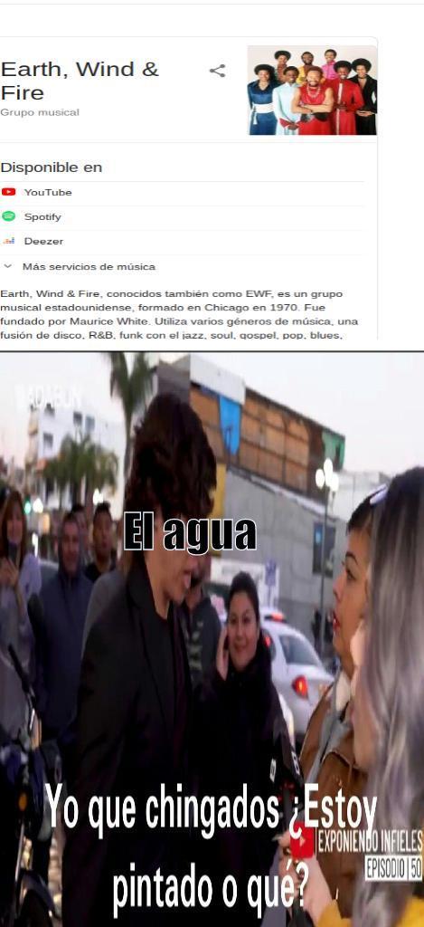 H2O - meme