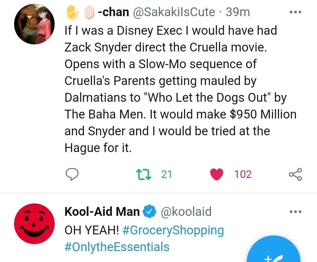 Cruella - meme