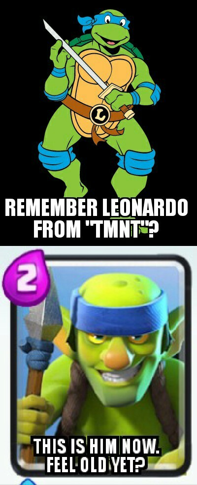 Per chi non lo sapesse, TMNT sta per Teenage Mutant Ninja Turtles
