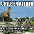 Armas de bolivia