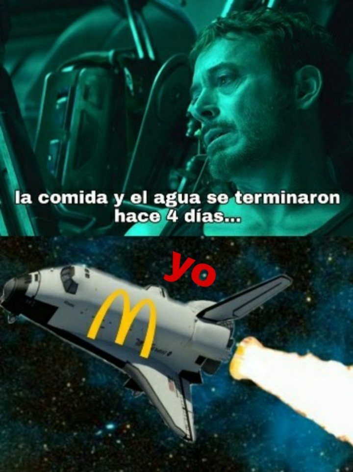 Mc.Donalds - meme