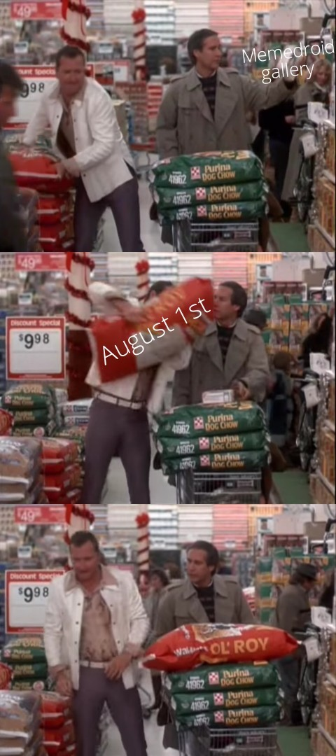 Mod Vacation - meme