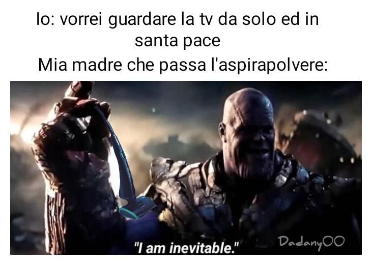 Ineluttabile - meme