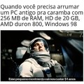 PC gueimer ancião