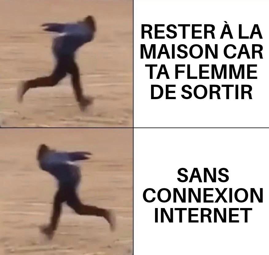 OH NON PAS ÇA  - meme
