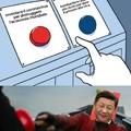 Sars-cov-19  v2  (seconda versione più giusta di un meme che potrebbe essere pubblicato o forse no)