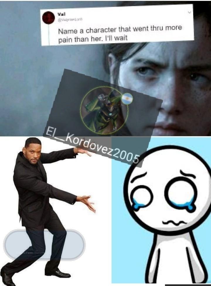 Pobre mecoboy - meme