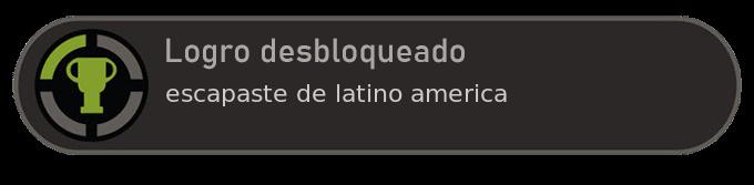 escapaste de latino america ;DDD - meme