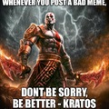 I love god of war not because of fortnite just like it alot