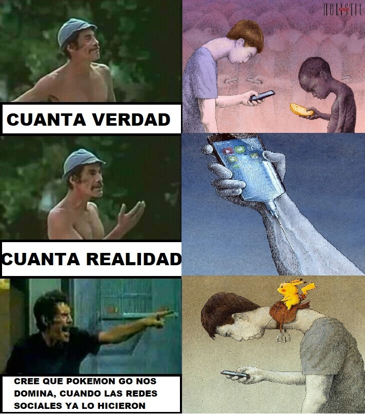 don ramon y pokemon go - meme