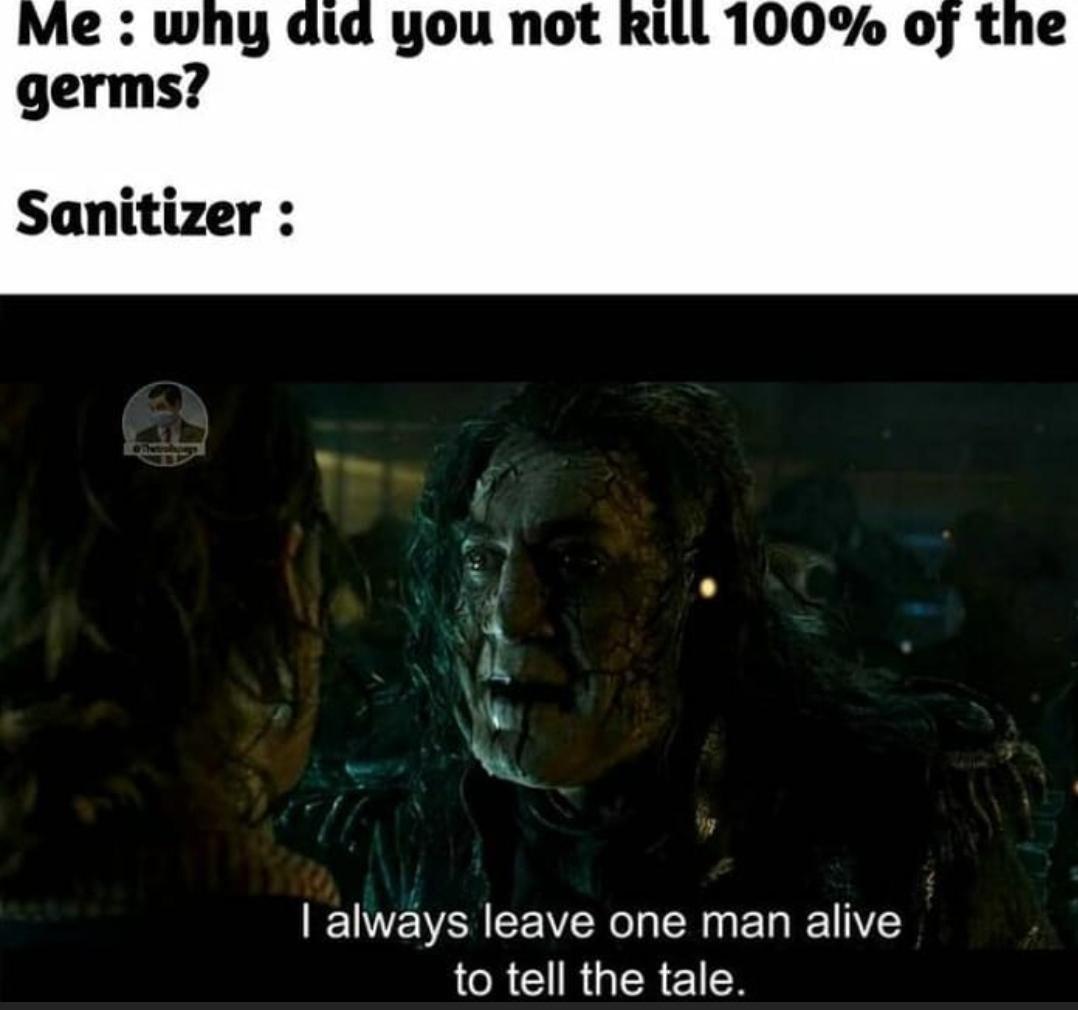 So that's it. - meme