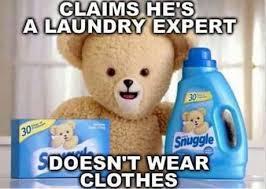Laundry - meme