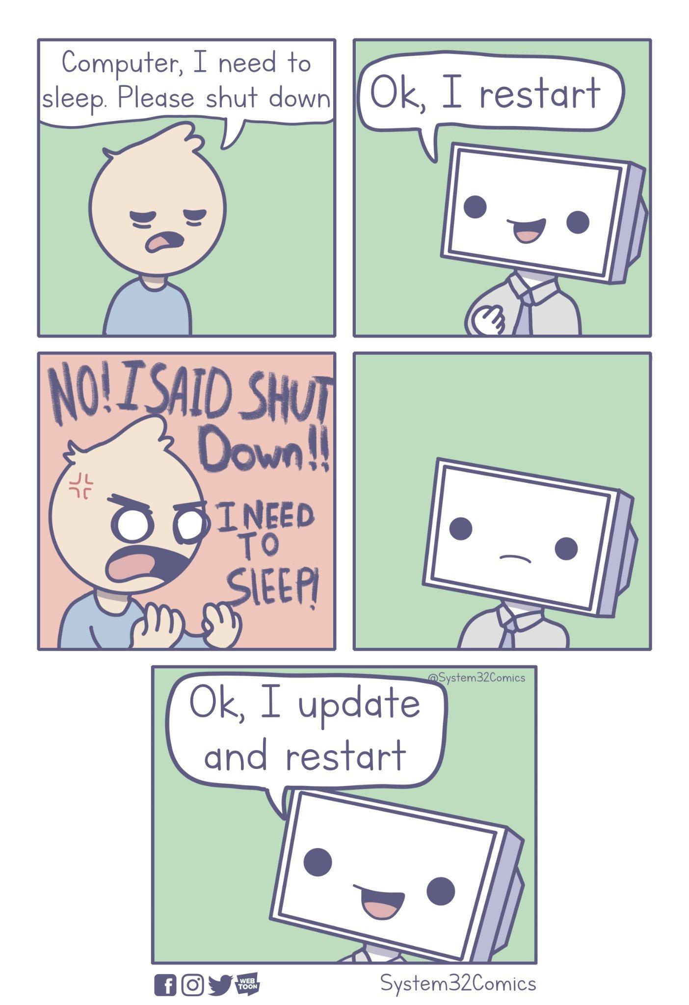 Windows Problems [OC] - meme