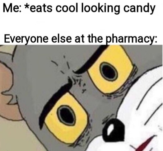 Yummy - meme