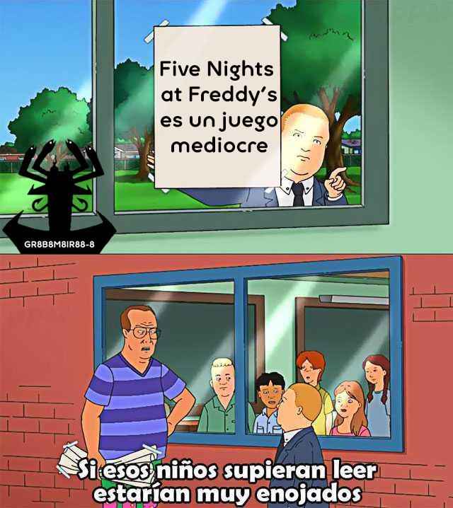 FNAF - meme