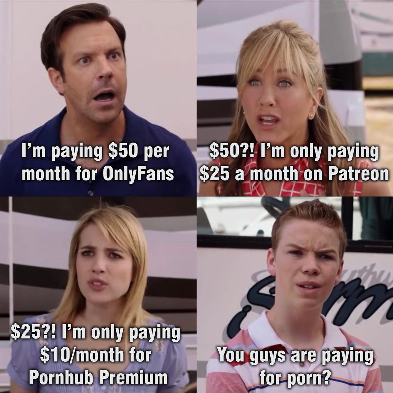 But... It's free... - meme