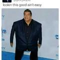 Looking good George
