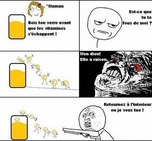 vitamine ! - meme