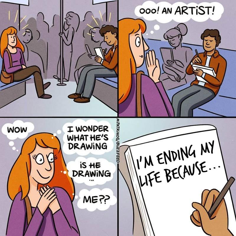 ARTIST - meme