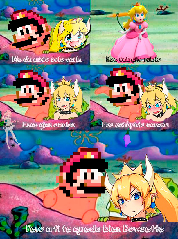 Este Mario - meme