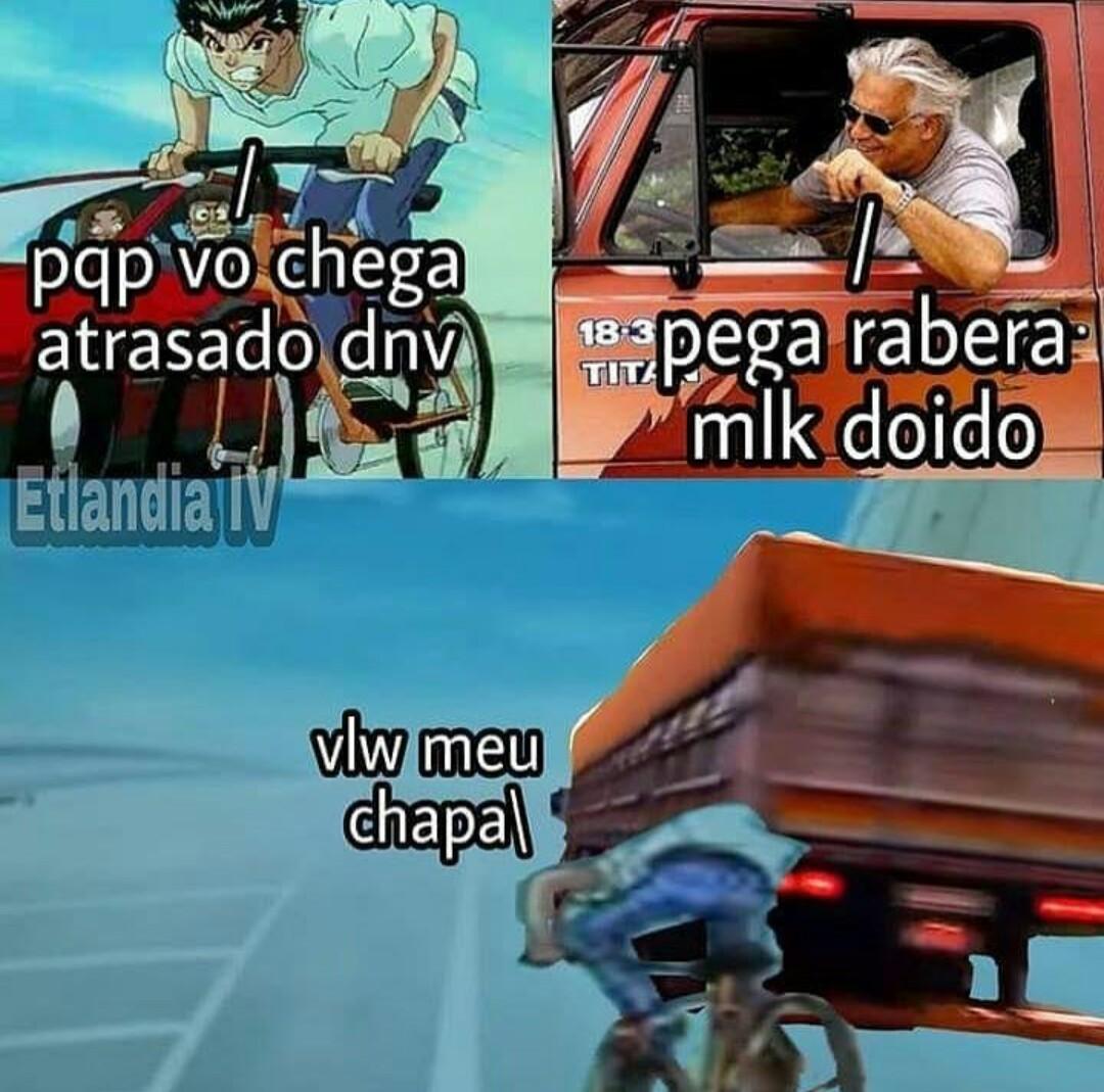 Tchow - meme