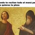 Solo quieres pizza y un meme publicado ¿es mucho pedir?