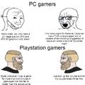 Superior gamer here