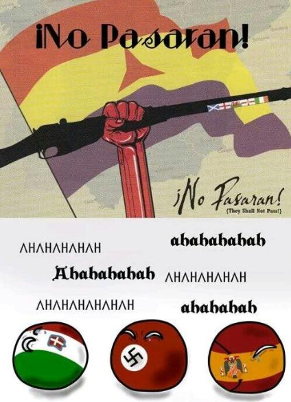 los subcampeones de 1939 - meme