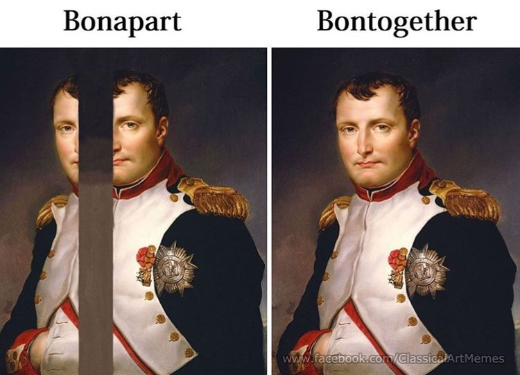 Bon-in-girl *megusta* - meme